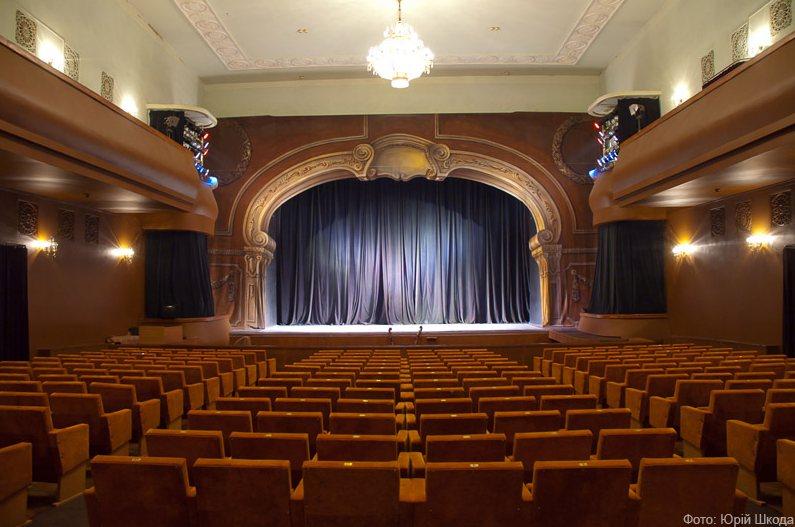 муніципальний театр опери та балету для дітей