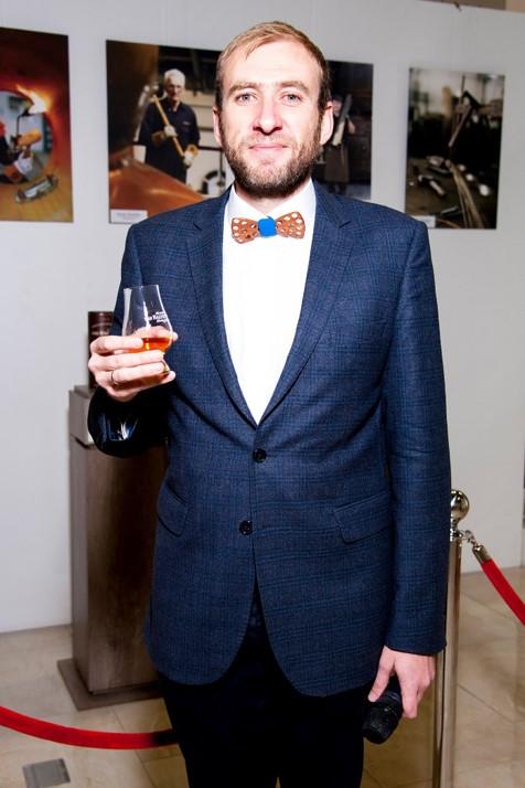 Дмитрий Черкашин, бренд-амбассадор The Balvenie