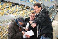 УЄФА інспектує Олімпійський