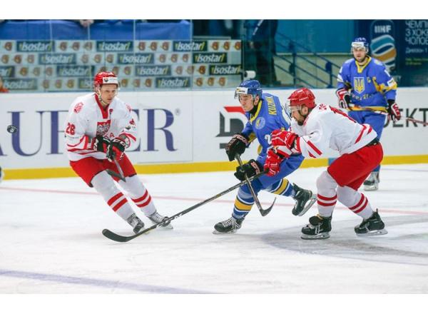хокей україна польща