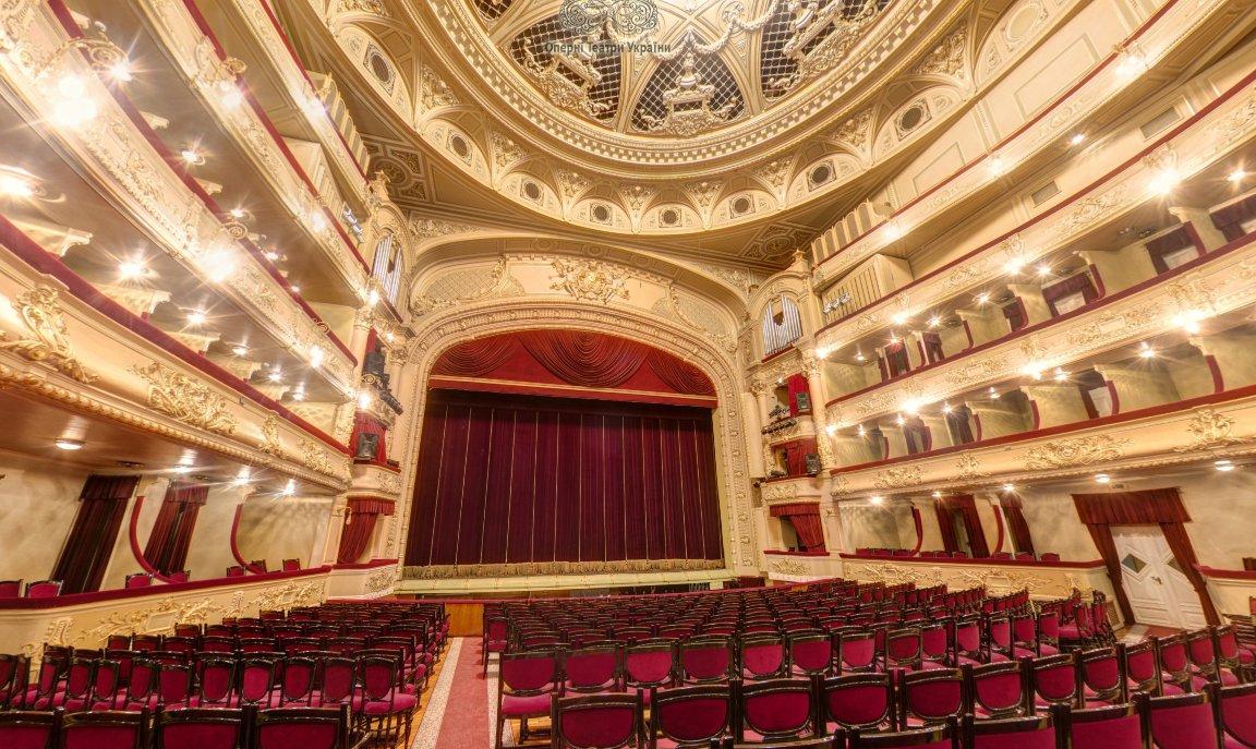 УGoogle створили 3D-тур операми України