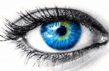 око зір