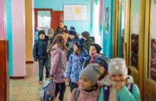 діти школа