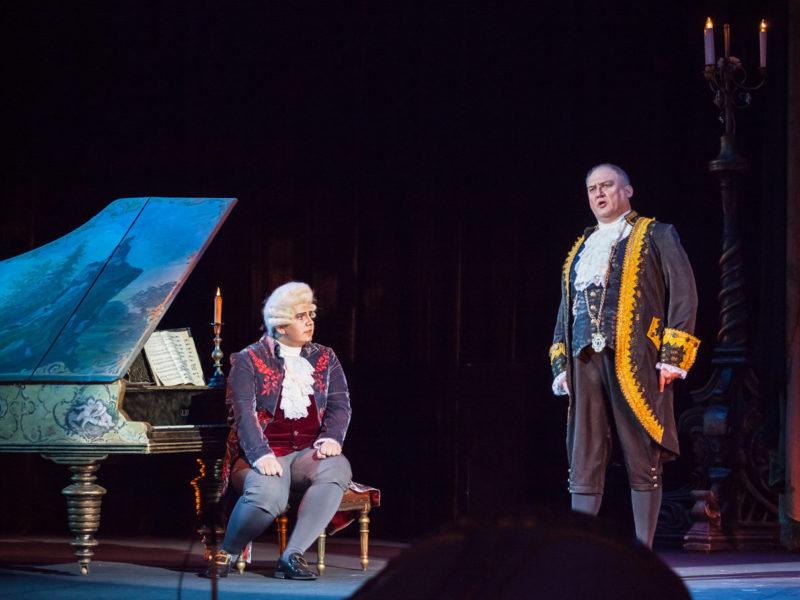 Моцарт и Сальери Дытюк-и-Штонда
