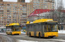 тролейбус Богдан
