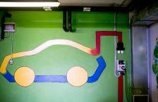 E-CAR HUB: Electric Cars in Radisson Blu Hotel Kyiv