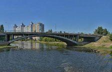 міст через Русанівський канал