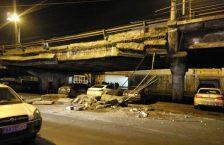 Шулявський міст обвалилвся