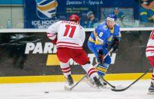 україна хокей
