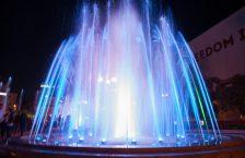 фонтан на майдані
