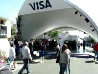 Eurovision Village VISA