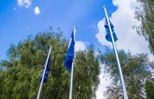 блакитний прапор