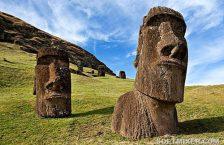 Голови моаї Пасха