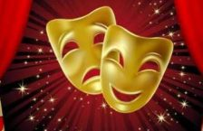 театральні маски