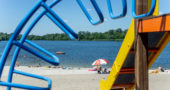 пляж Троєщина