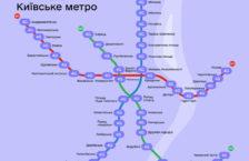 карта метро 4G