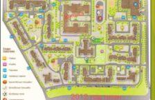 мапа школи